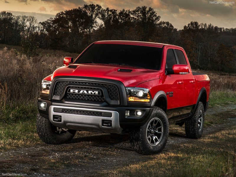 dodge ram 1500 rebel 2017 vendita pick up americani 4x4. Black Bedroom Furniture Sets. Home Design Ideas