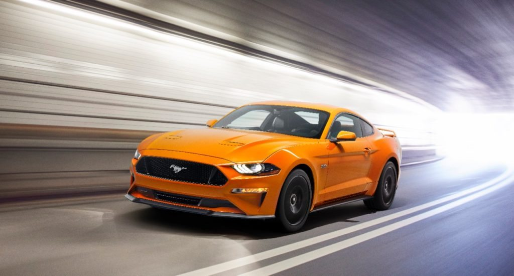 ford mustang gt 2018 - cavauto - american division